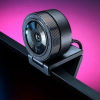 Razer Kiyo Pro: Webcam Full HD @ 60 FPS de tamaño compacto y triple campo de visión