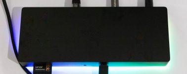 Review: Razer Thunderbolt 4 Dock Chroma