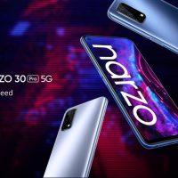Realme Narzo 30 Pro: 6.5″ FHD+ @ 120 Hz + Dimensity 800U y 5000 mAh por 195 euros