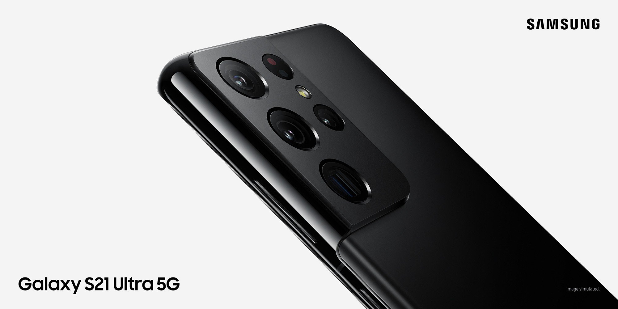 Samsung Galaxy S21 Ultra 5G. 0