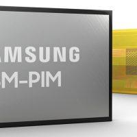 Samsung anuncia los primeros chips de memoria HBM-PIM: Memoria HBM con procesamiento de IA