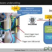 VoltPillager: Nueva vulnerabilidad que compromete la tecnología Intel SGX con un ataque por undervolting