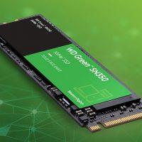 Western Digital lanza su SSD M.2 económico WD Green SN350