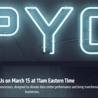 AMD anunciará sus nuevos procesadores EPYC MILAN (Zen3) el 15 de Marzo