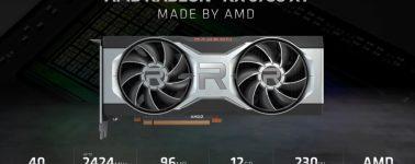 La AMD Radeon RX 6700 XT tendría un hash rate de 47 MH/s