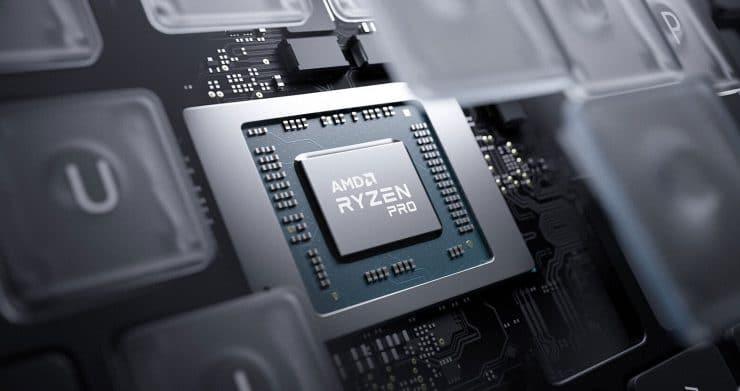 Processore AMD Ryzen PRO 5000 - Facile da perdere