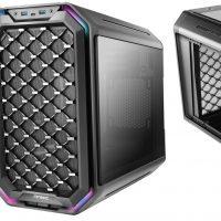 Antec Dark Cube: Chasis de aluminio en formato Mini-ITX con un precio de 209 euros