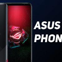 El smartphone gaming Asus ROG Phone 5 ofrecerá hasta 18GB de memoria RAM LPDDR5