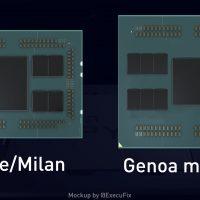 La microarquitectura AMD Zen4 soportaría las instrucciones AVX3-512