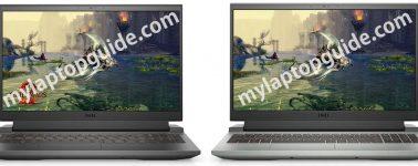 Dell G15 5510: Portátil gaming con CPU Intel Core de 10ª Gen, GeForce GTX 1650 y pantalla a 120 Hz