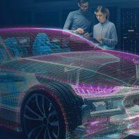 Micron anuncia el lanzamiento de chips de memoria LPDDR5 para vehículos inteligentes
