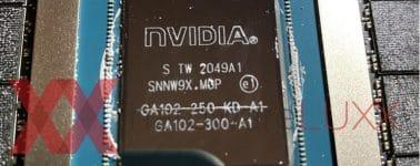 Nvidia ya está vendiendo la GeForce RTX 3080 Ti, aunque bajo el nombre de una GeForce RTX 3090