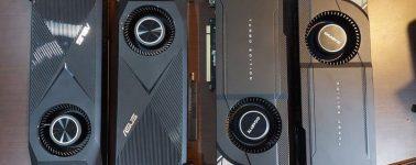 Las Nvidia GeForce RTX 3090 con el sistema de refrigeración blower están siendo descatalogadas