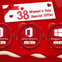 Llévate un licencia de Windows 10 Pro + Microsoft Office 2019 Pro por 32,33 euros