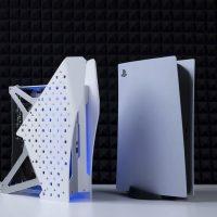 Modders crean una PlayStation 5 refrigerada mediante una líquida Custom