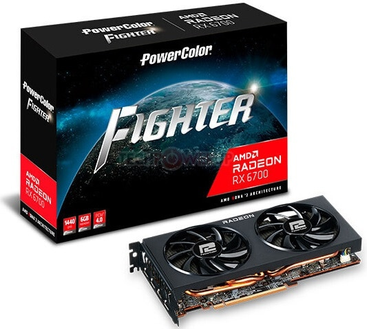 Radeon RX 6700 Fighter