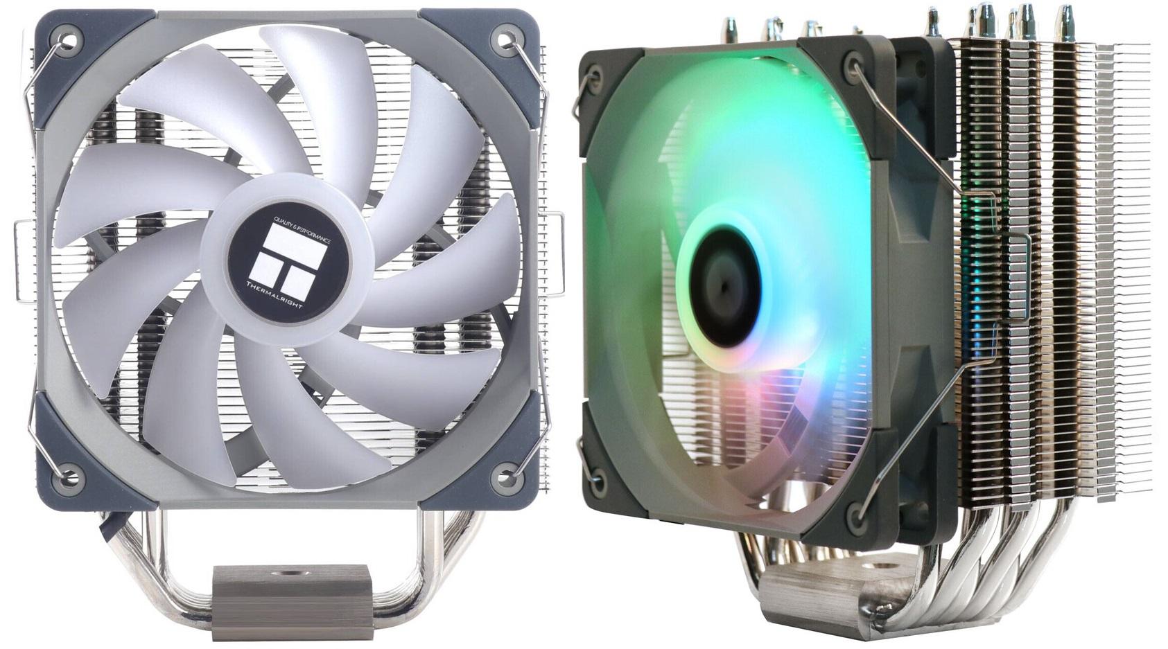 Thermalright Venomous Plus: Disipador CPU de alto rendimiento con sus 6x heatpipes de cobre