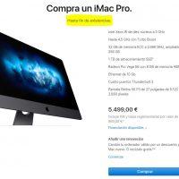 Apple descataloga sus iMac Pro a la espera de un lavado de cara con los procesadores Apple Silicon