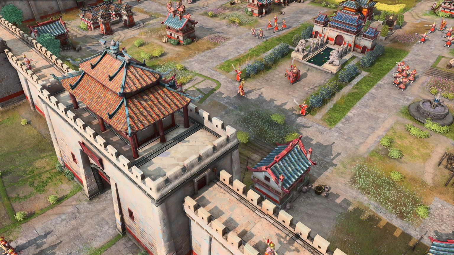 Age of Empires IV llegará a finales de 2021 a Steam, Xbox Game Pass y a la Windows Store