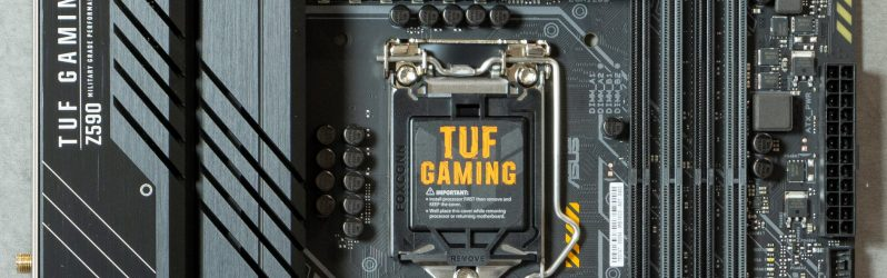 Review: Asus TUF Gaming Z590-PLUS WIFI