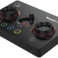 Creative Sound Blaster GC7: Un DAC + Amp 'Premium' enfocado a gamers y streamers