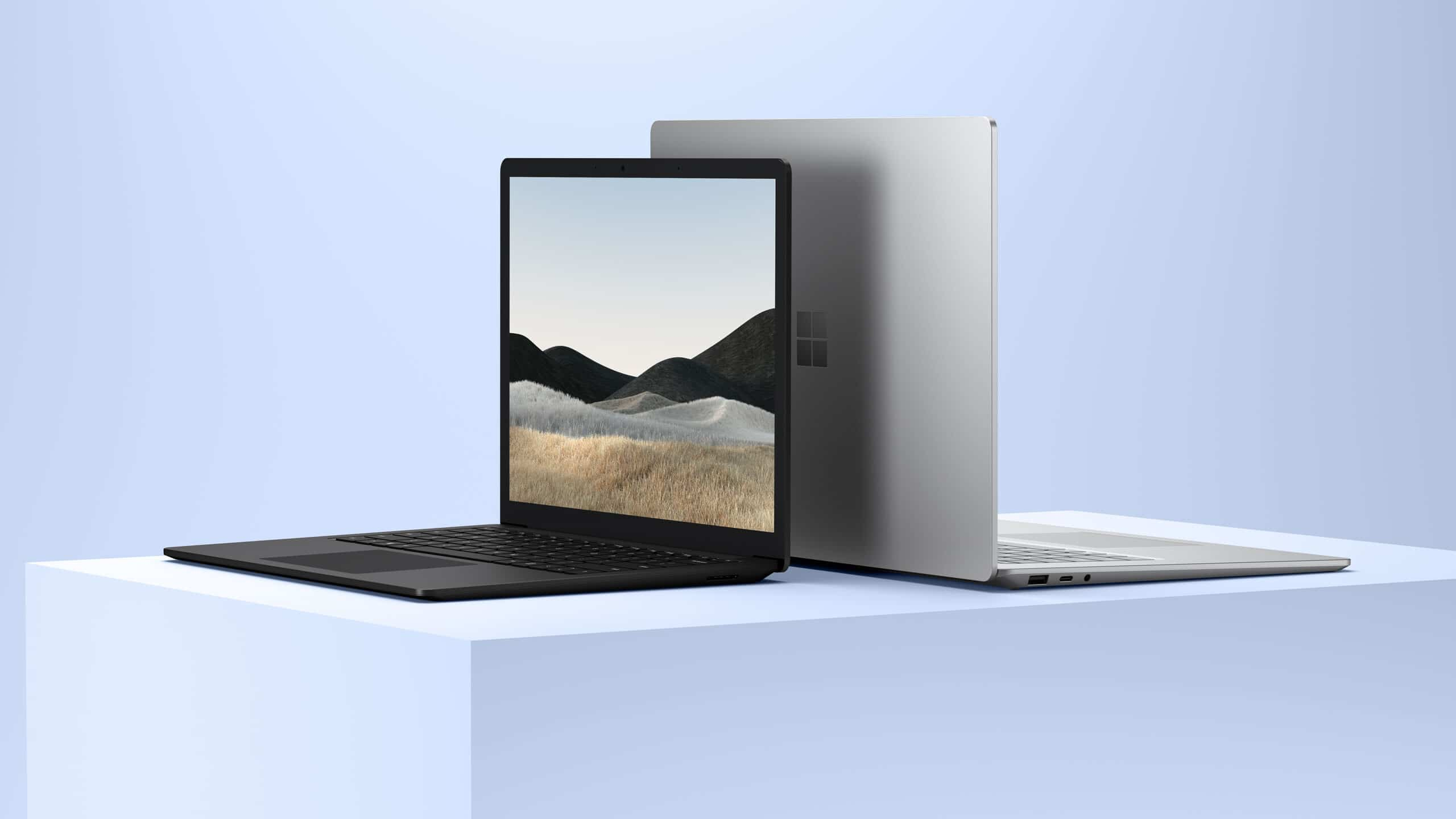 Microsoft lanza sus portátiles Surface Laptop 4 con CPUs AMD Ryzen 4000 o Intel Tiger Lake