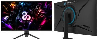 Newskill Icarus IC27F6-V: Panel VA de 27″ Full HD @ 165 Hz y Nvidia G-Sync Compatible