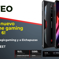 [Sorteo finalizado] A falta de un PC Gaming, llévate el smartphone gaming Red Magic 6