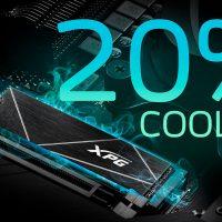 ADATA XPG GAMMIX S70 BLADE: SSD PCIe 4.0 de hasta 2 TB de capacidad @ 7400 MB/s
