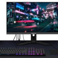 Gigabyte M28U: Monitor con panel SS IPS 4K de 28″ @ 144 Hz