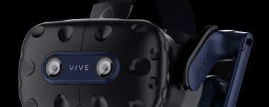 HTC Vive Pro 2: Resolución 5K @ 120 Hz con un precio de 759 euros (sólo gafas)