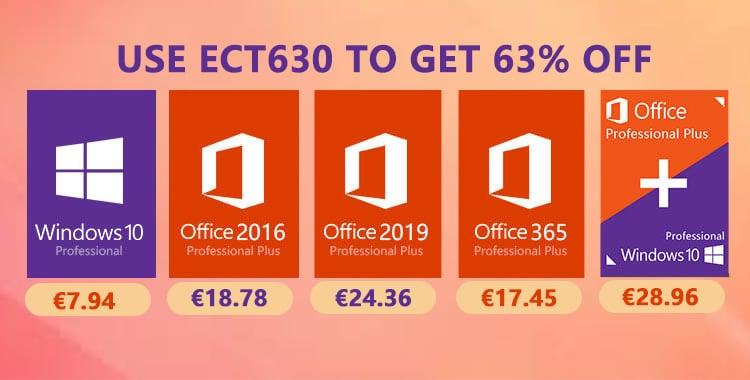 Cómo no, acompaña tu juego de Eneba con Windows 10 desde 5,86 euros
