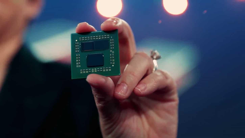 Las CPUs AMD Zen4 llegarán en 2022; Prototipo de Ryzen 9 5900X con diseño 3D V-Cache
