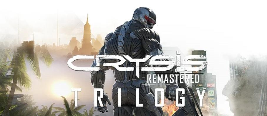 Crysis Remastered Trilogy anunciado, llegará a todas las plataformas