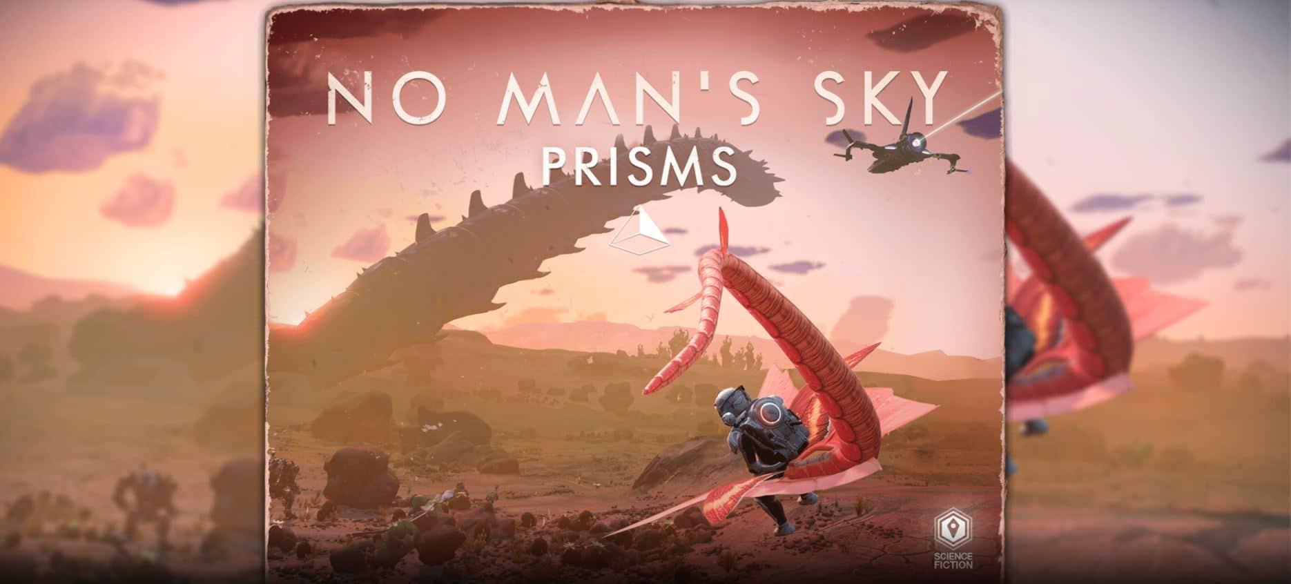 No Man's Sky se actualiza con Prisms: Añade el DLSS y muchas mejoras