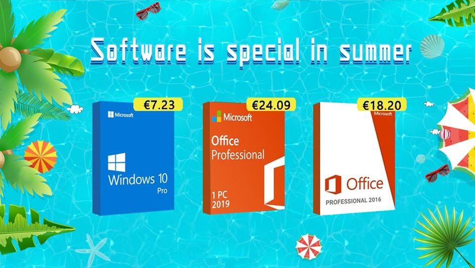 Prepárate para el supuesto Windows 11 usando un Windows 10 original por 7,23€