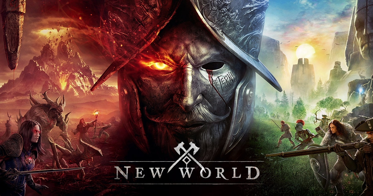 New World comienza a permitir el cambio de servidor; ya ha perdido a la mitad de sus jugadores