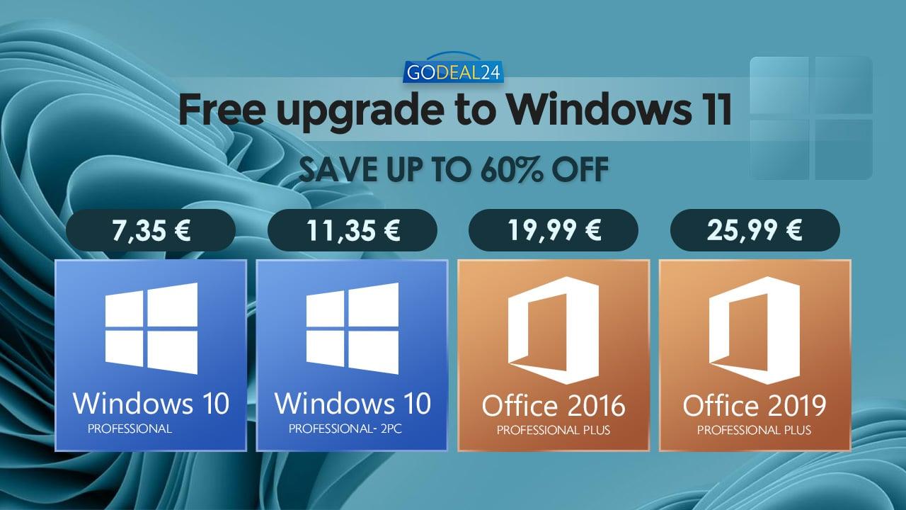 Ponte a ver 'El juego del Calamar'… pero después de tener una licencia de Windows 10 original