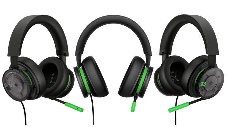 Xbox presenta su nuevo mando y auriculares Xbox: Edición especial del 20º  Aniversario