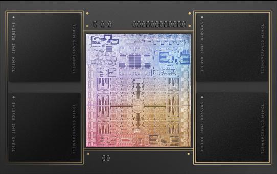 El Apple M1 Max aparece en Geekbench rindiendo como un AMD Ryzen 9 5900HX