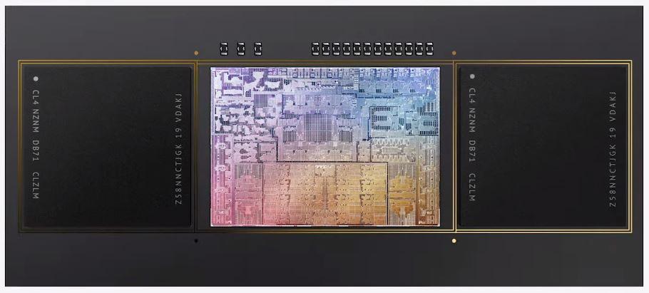 Apple M1 Pro y M1 Max: Gran rendimiento de CPU mientras que la GPU sorprende