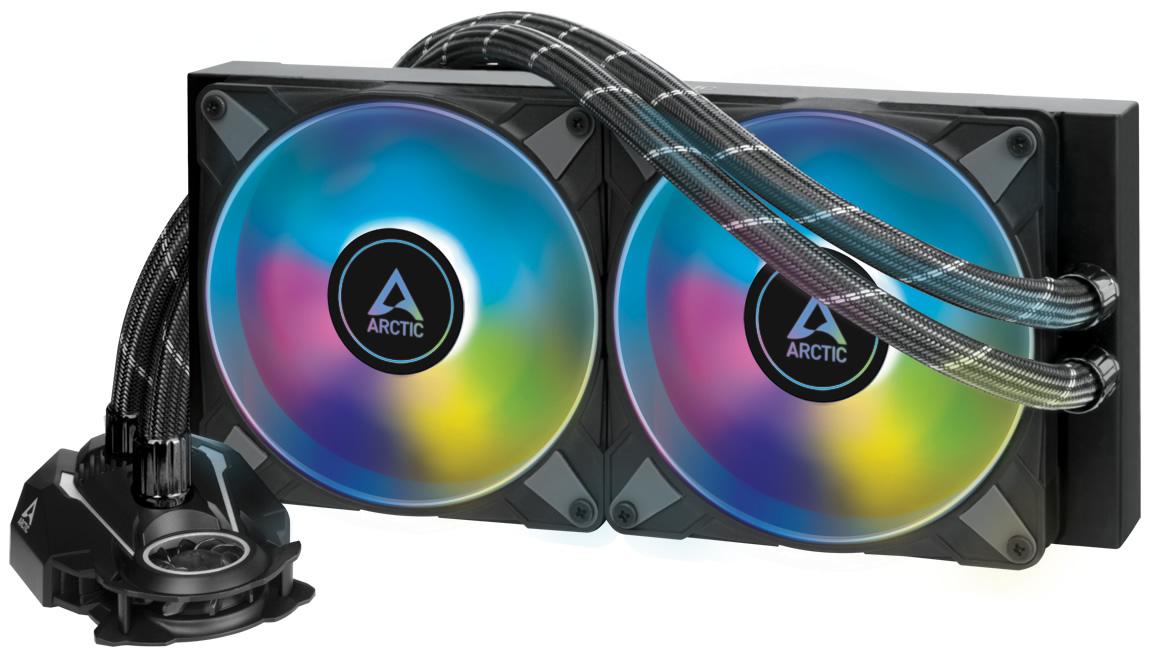 Arctic lanza sus Liquid Freezer II 280 A-RGB y Liquid Freezer II 420 A-RGB
