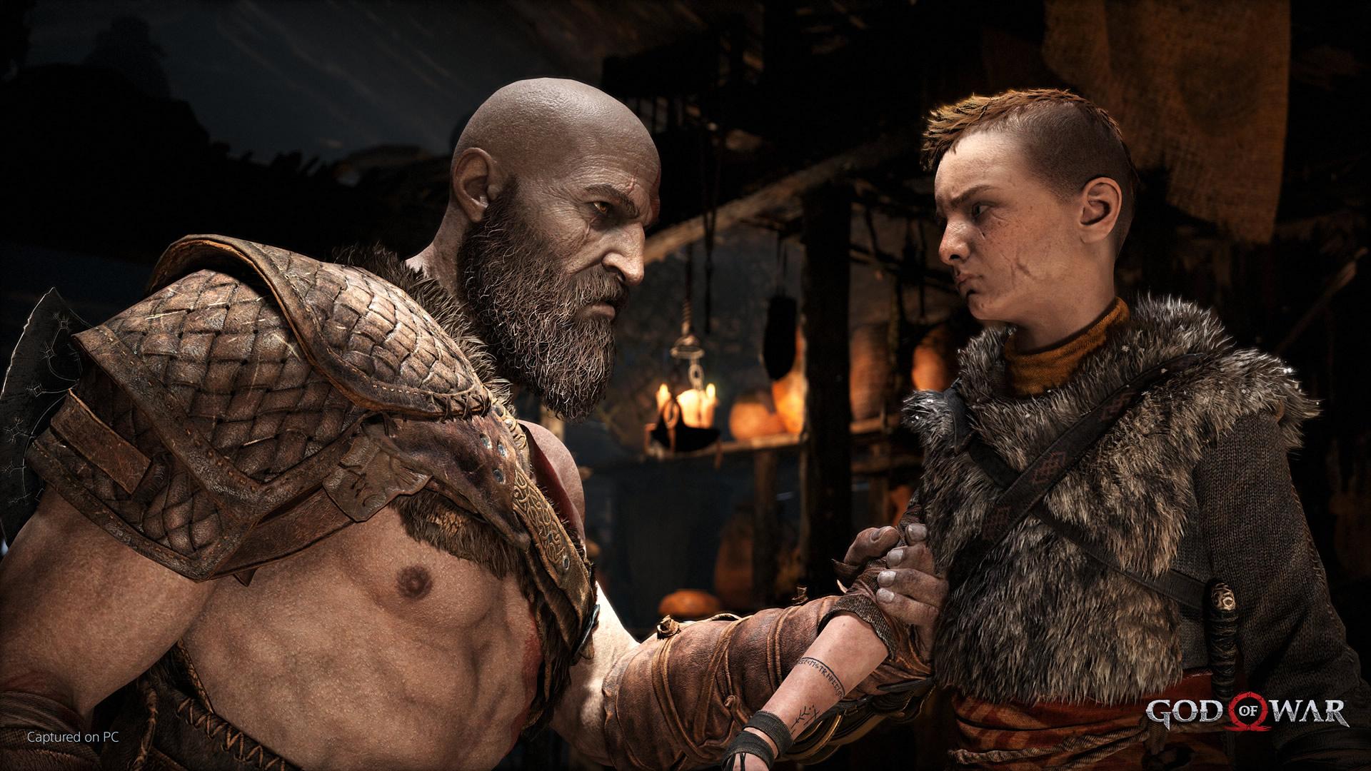 God of War anunciado oficialmente para PC con Nvidia DLSS y Reflex