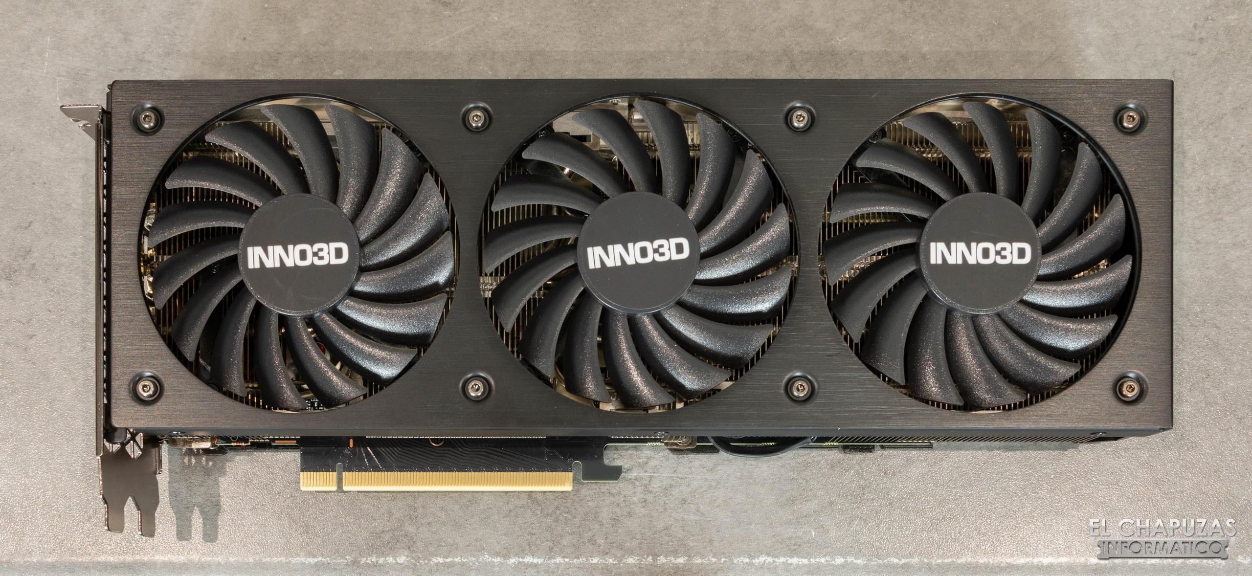 Review: Inno3D GeForce RTX 3070 Ti X3 OC