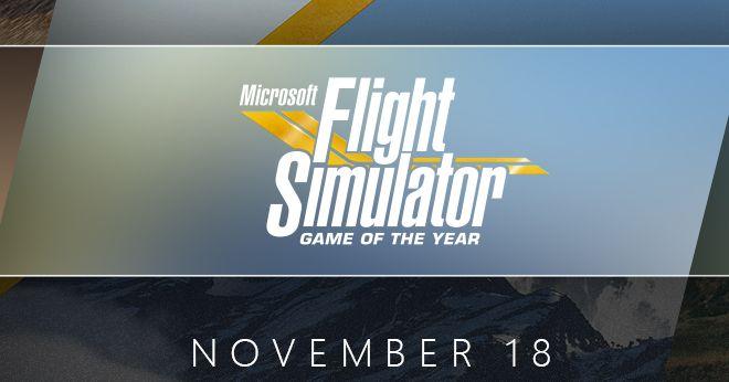 Microsoft Flight Simulator anuncia su versión Game of the Year Edition