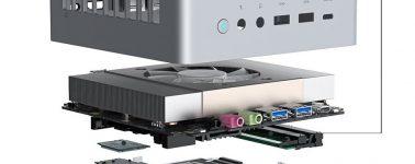 MinisForum EliteMini HM90: Mini-PC con una APU AMD Ryzen 9 4900H